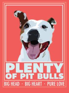 Plenty of Pit Bulls